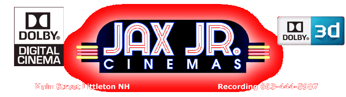 JAX JR. Cinemas - Littleton, New Hampshire